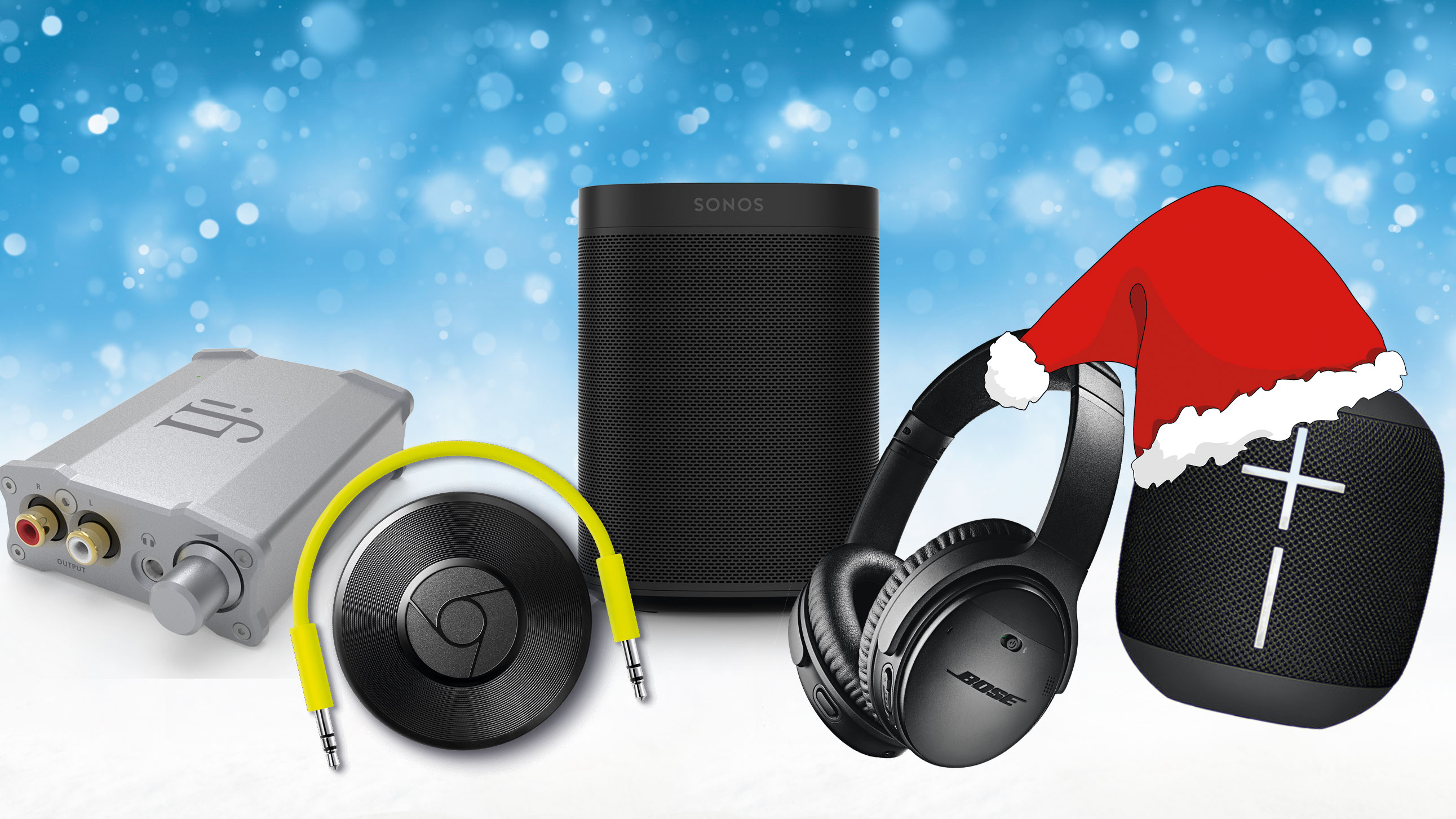 Best Christmas gifts for music lovers and audiophiles | TechRadar