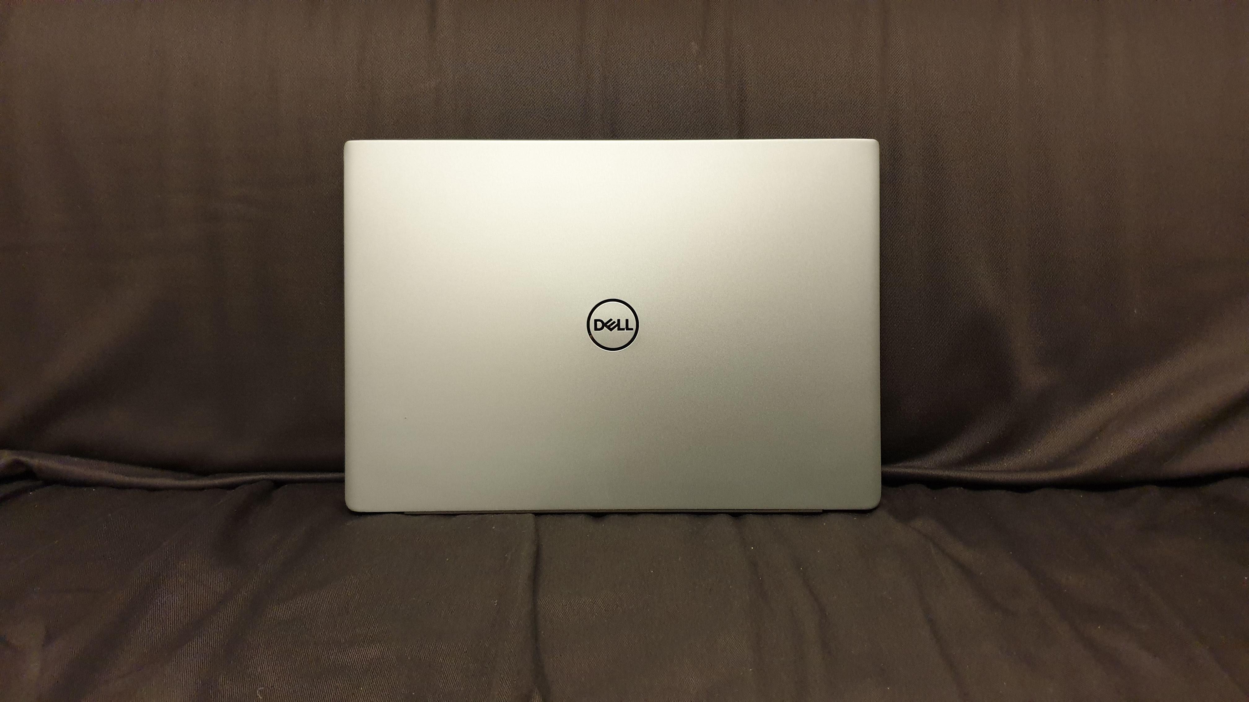 Laptop closed