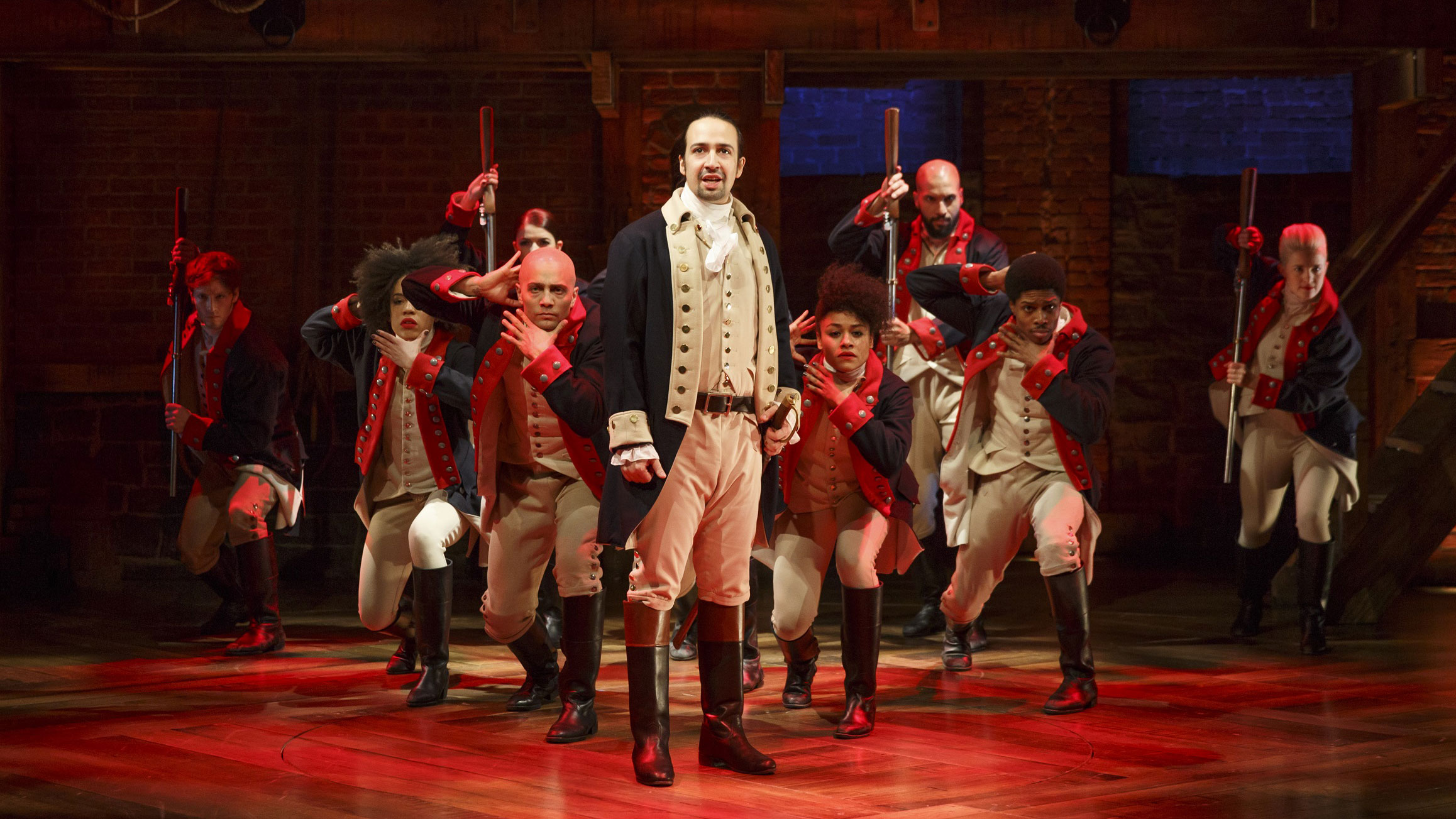 Disney Plus needs more musicals, and Hamilton could be just the beginning