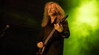 Megadeth headlining Bloodstock 2017