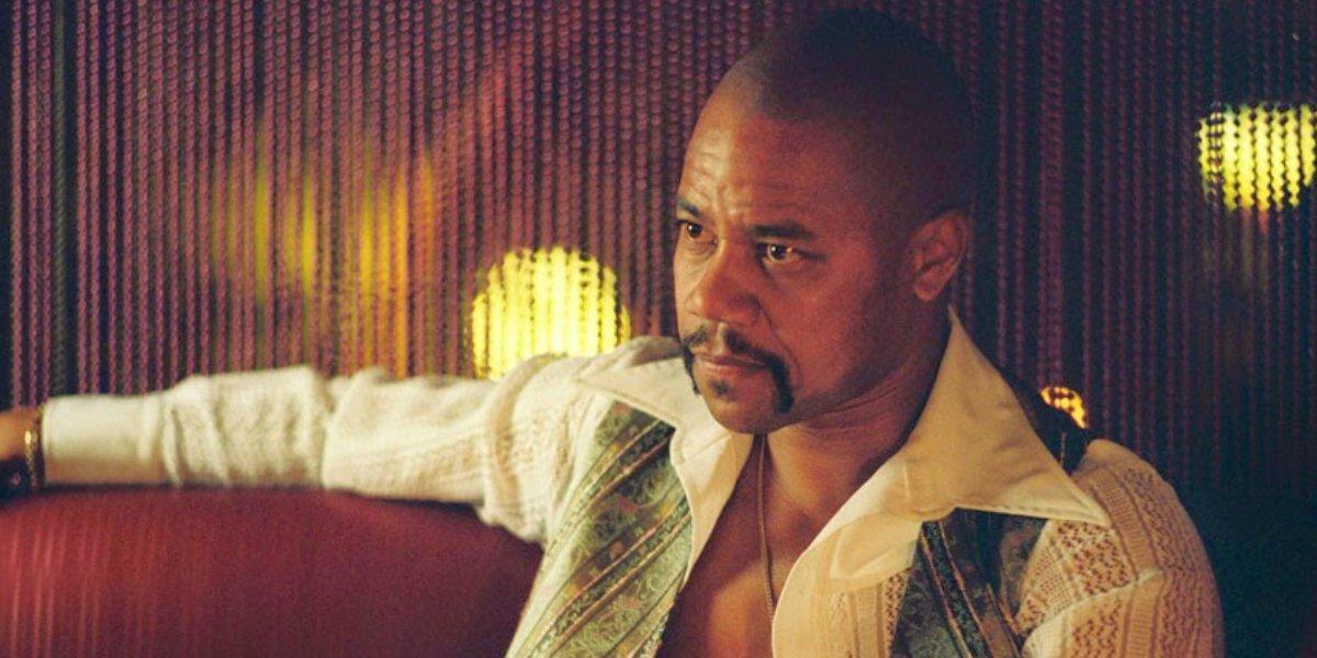 Cuba Gooding Jr. in American Gangster