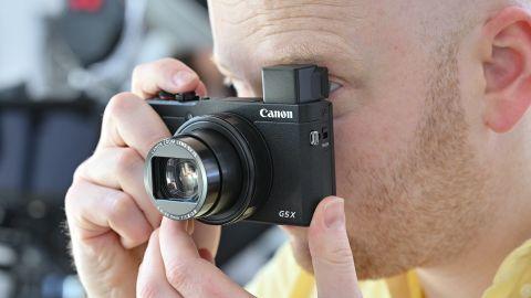 Hands on: Canon PowerShot G5 X Mark II review   TechRadar