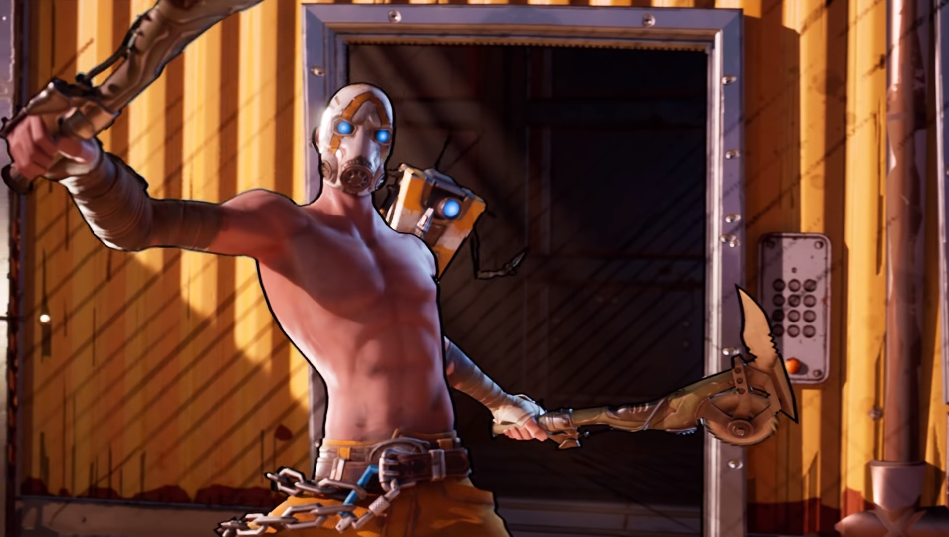 Fortnite and Borderlands collide in the latest update | PC Gamer