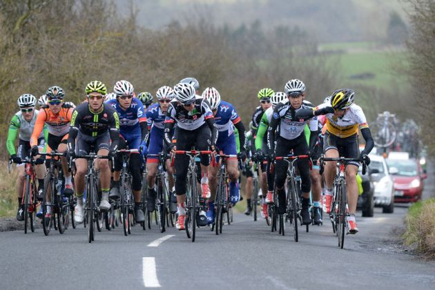 Peloton, Tour of the Reservoir 2013, stage two