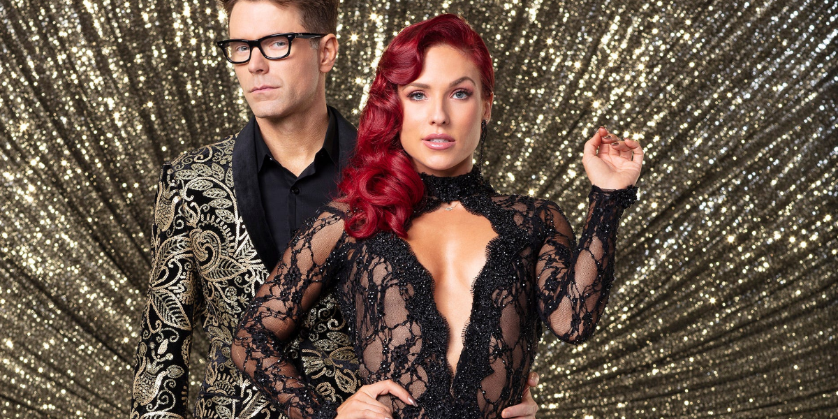 Dancing with the Stars Bobby Bones Sharna Burgess ABC