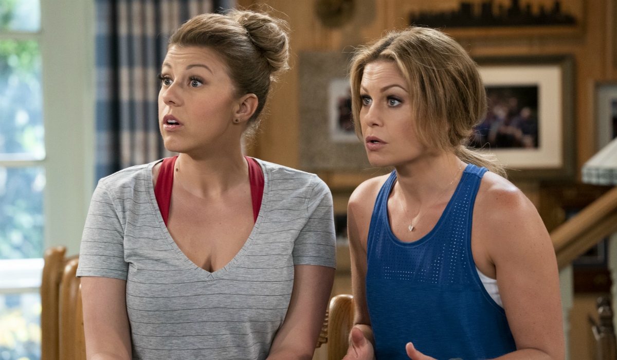 Fuller House Stephanie Tanner Jodie Sweetin DJ Tanner-Fuller Candace Cameron Bure Netflix