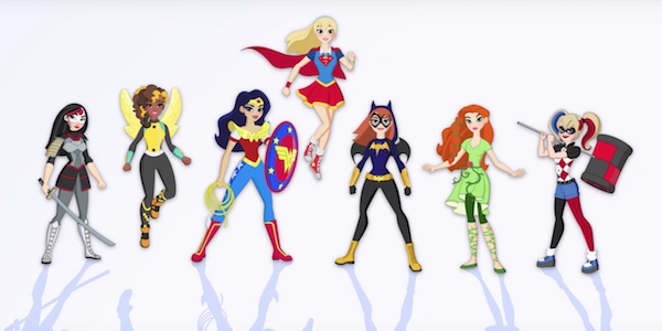 Dc Super Hero Girls Is Finally Getting A Full Length Tv Show