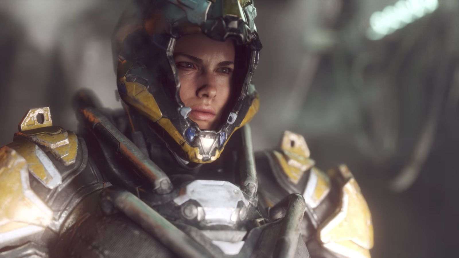 Anthem review in progress: combat and exploration are fun, but nothing else is