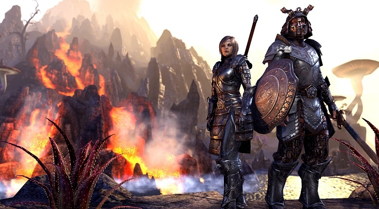 Elder Scrolls Online PS4 And Xbox One Beta Keys Arriving Today #32749