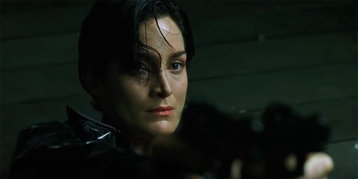 The Matrix 4's Carrie-Anne Moss On Getting Back In Trinity Shape 20 Years Later