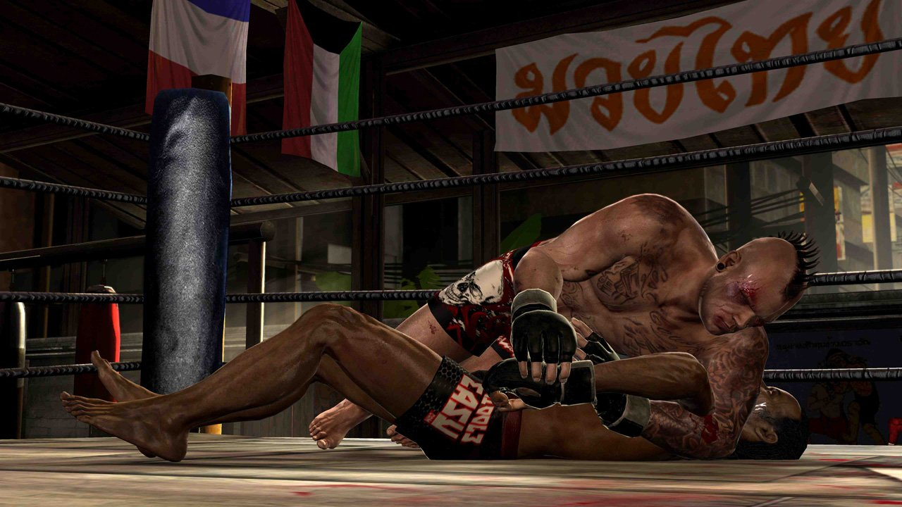 Supremacy MMA Takedown And Submission Screenshots Released #18584
