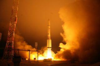 Inmarsat-5 Launch