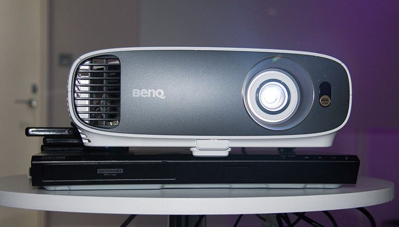 benq announces new sub 2000 4k hdr projector what hi fi. Black Bedroom Furniture Sets. Home Design Ideas