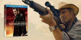 CinemaBlend Is Giving Away Liam Neeson Signed Posters And Blu-rays Of His Latest Movie, The Marksman