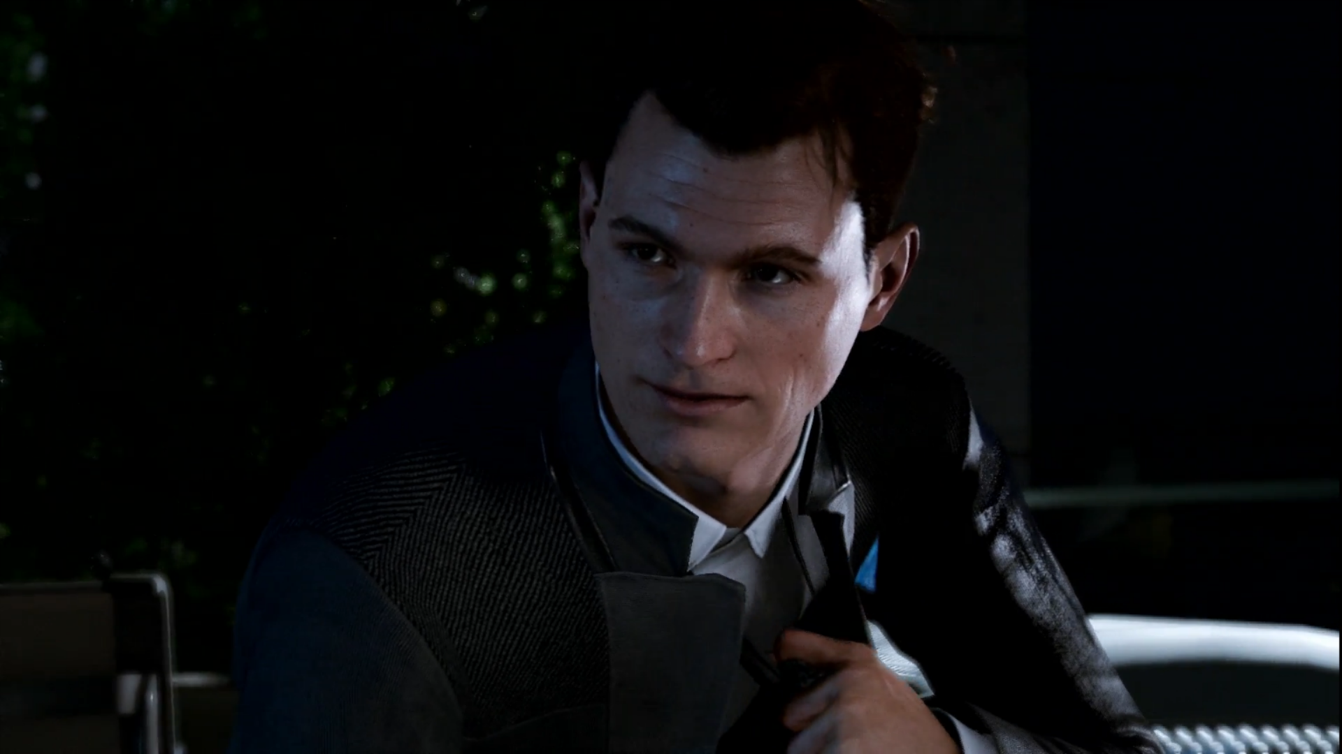 Detroit Become Human Introduces Connor An Android With Lots Of