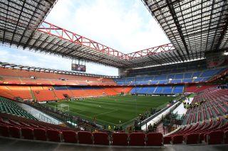 Soccer – UEFA Europa League – Round of 16 – Second Leg – Inter Milan v Tottenham Hotspur – Stadio Giuseppe Meazza