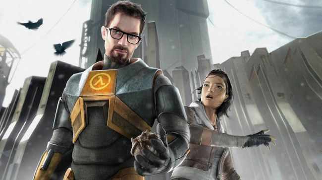 The subtle, hands-off storytelling of Half-Life 2 is still hard to beat