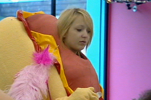 Big Brother: Amanda's hot and bothered