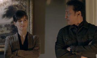 Kristen and Ben in Evil Season 2