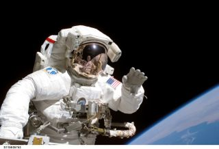 Tanner STS-115 Spacewalk