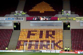 Motherwell v Rangers – Ladbrokes Scottish Premiership – Fir Park