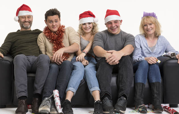 Outnumbered Christmas