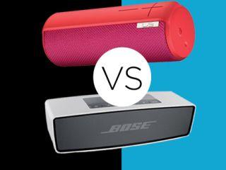 UE Boom vs Bose SoundLink Mini - Bluetooth Speakers   Tom's