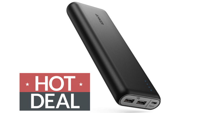 Anker PowerCore 20100 Amazon UK deals Christmas