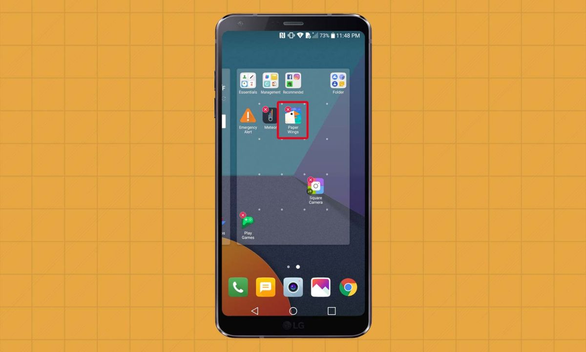 How to Delete Apps on the LG G6   Tom's Guide