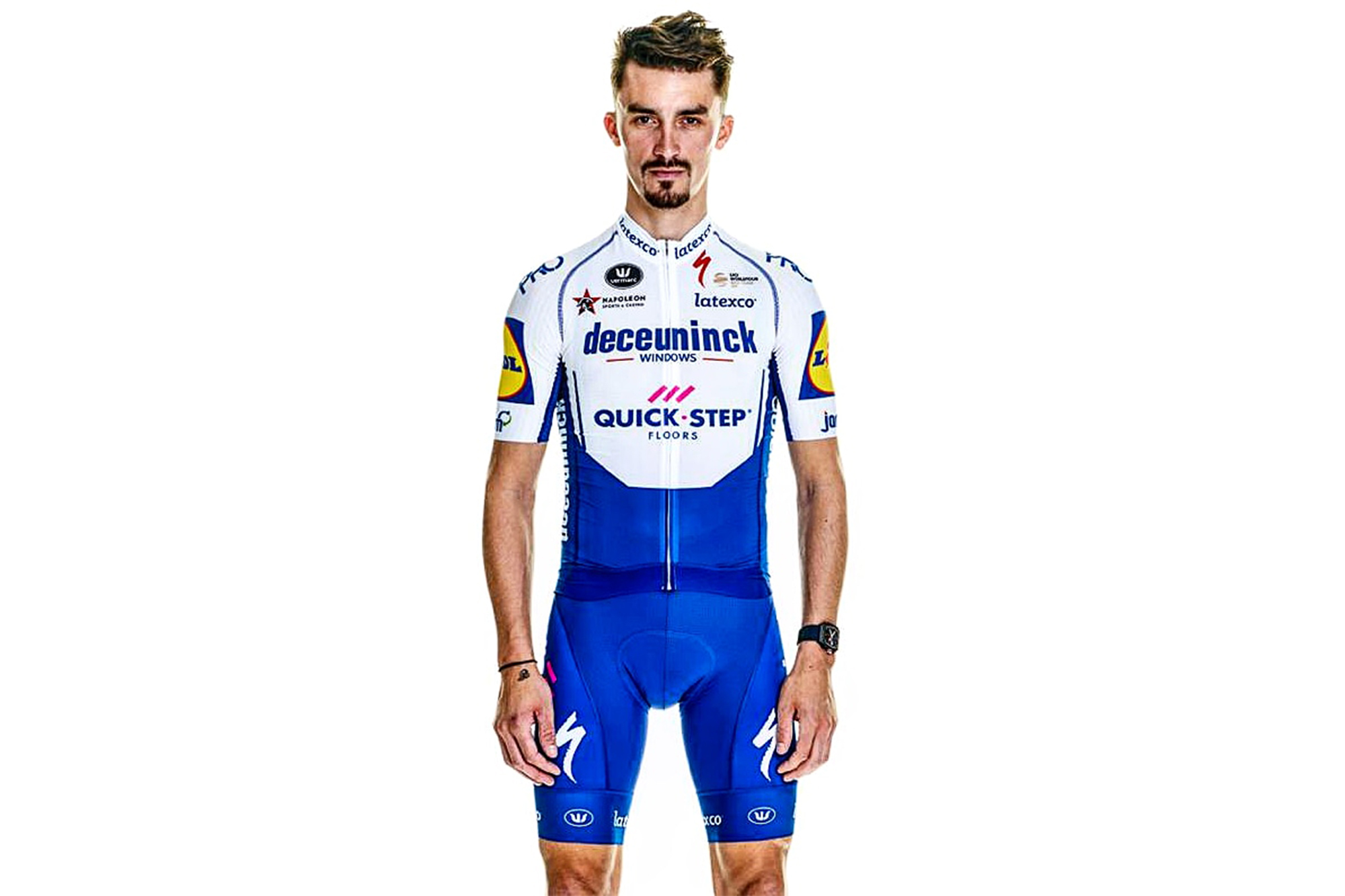 Deceuninck-Quick-Step reveal new kit and new sponsor