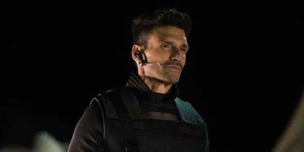 Frank Grillo in Captain America: The Winter Soldier