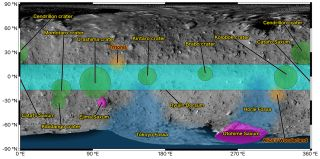Many of the landforms on the asteroid Ryugu take their names from Japanese folklore.