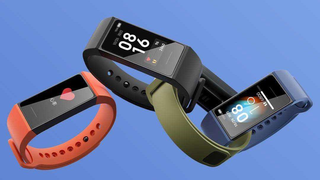Depois de um rastreador de fitness barato? Xiaomi Mi Band 4C pode ser a Redmi Band disfarçada