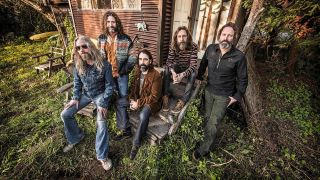 Chris Robinson Brotherhood press shot