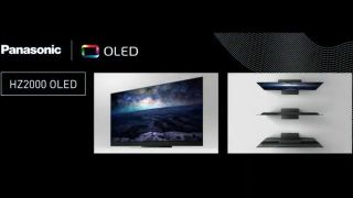 Panasonic teases HZ2000 flagship OLED TV with above average peak brightness