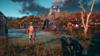 The Outer Worlds screenshots