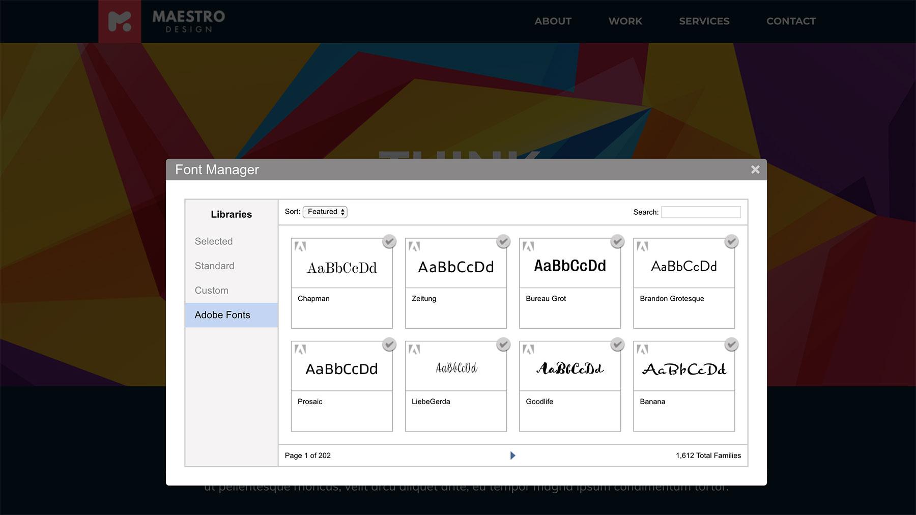 Explore code-free web design with Warhead   Creative Bloq