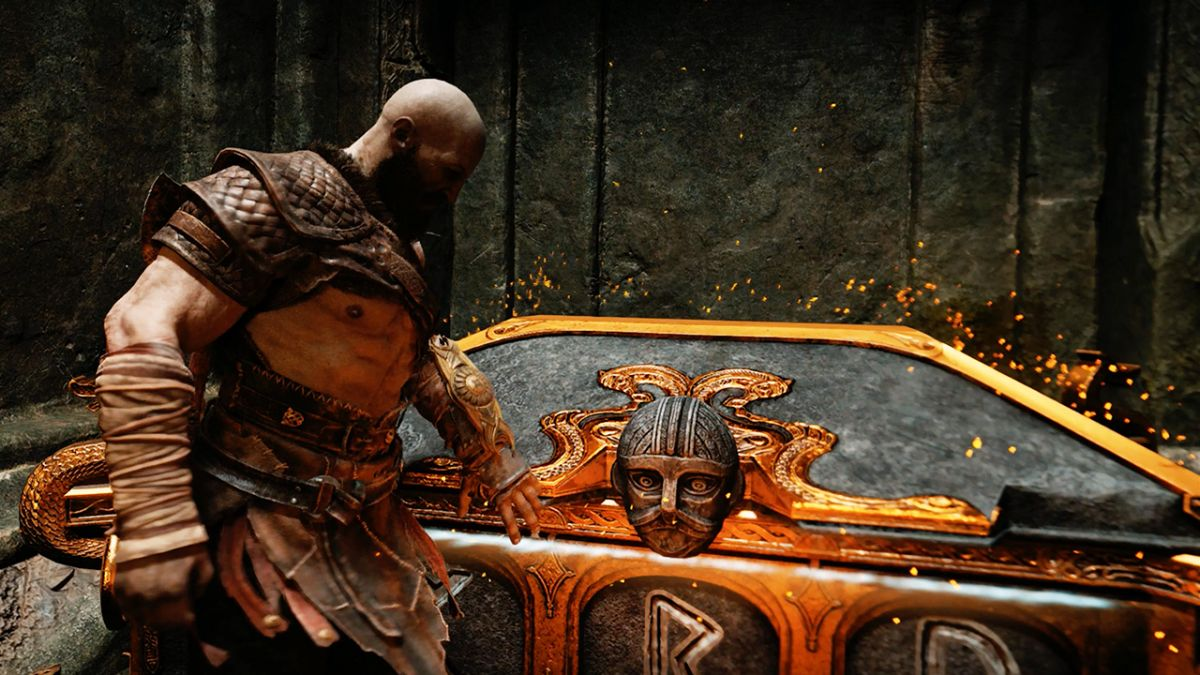 God of War Nornir chest guide: How to find and open every sealed chest