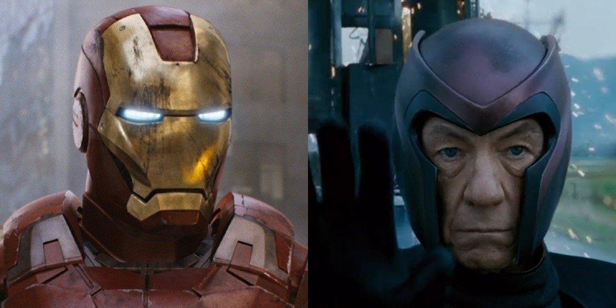 Конечно, в Интернете спорили о Магнето и Железном человеке, но кто бы победил?