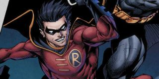 Tim Drake in the comics