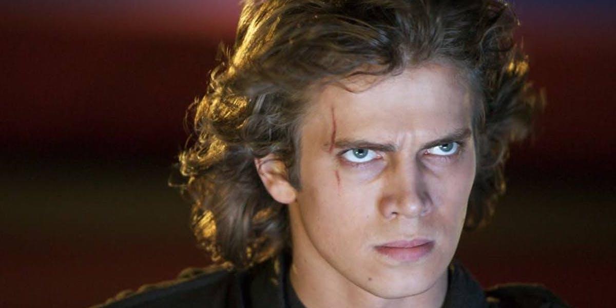Hayden Christensen in Star Wars
