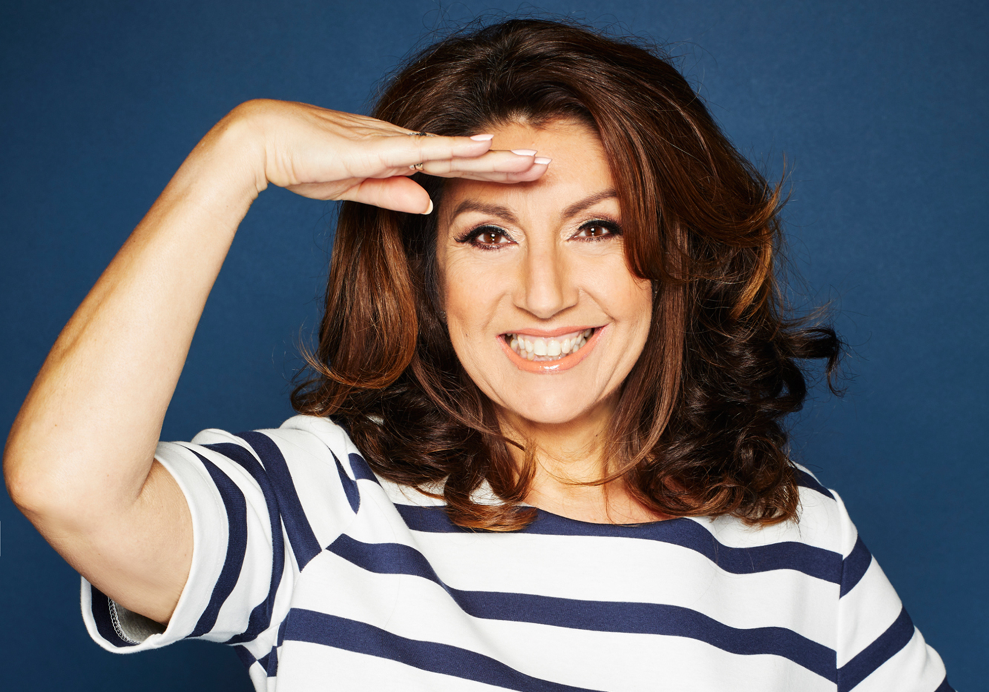 Jane McDonald reveals why she's quit all her Channel 5 shows