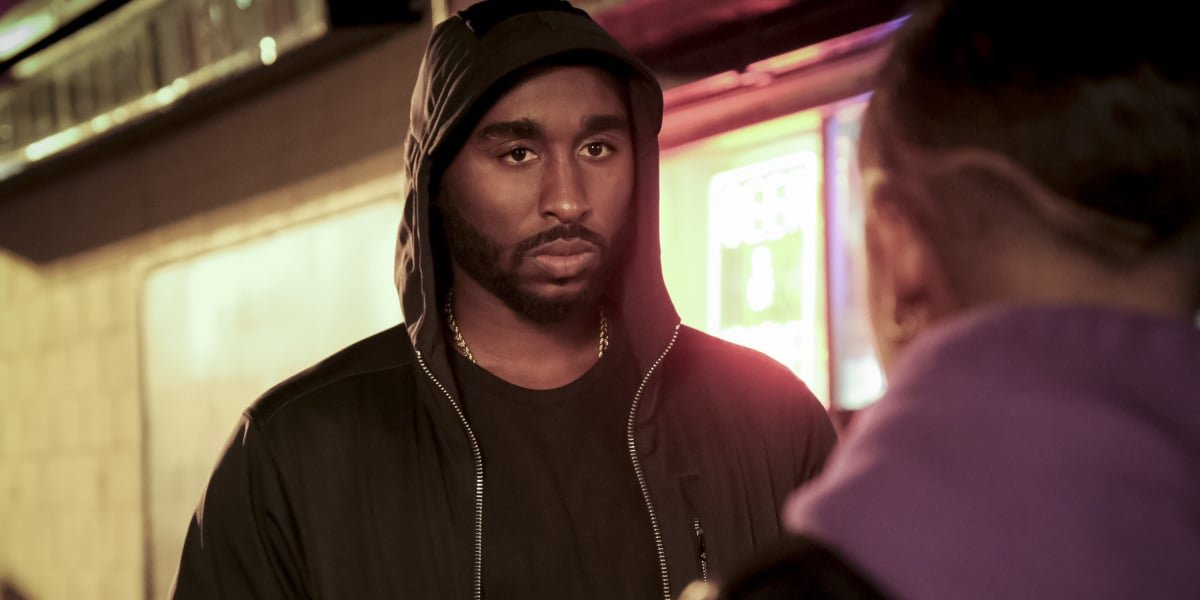 Demetrius Shipp Jr. on All American