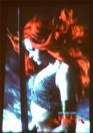 Comic Con: Five Images Of Rose McGowan As Red Sonja #102