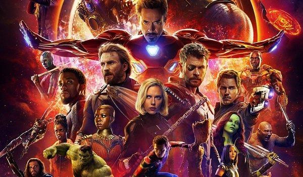 Avengers: Infinity War Robert Downey Jr. Scarlett Johanson Chris Evans Chris Hemsworth the Avengers