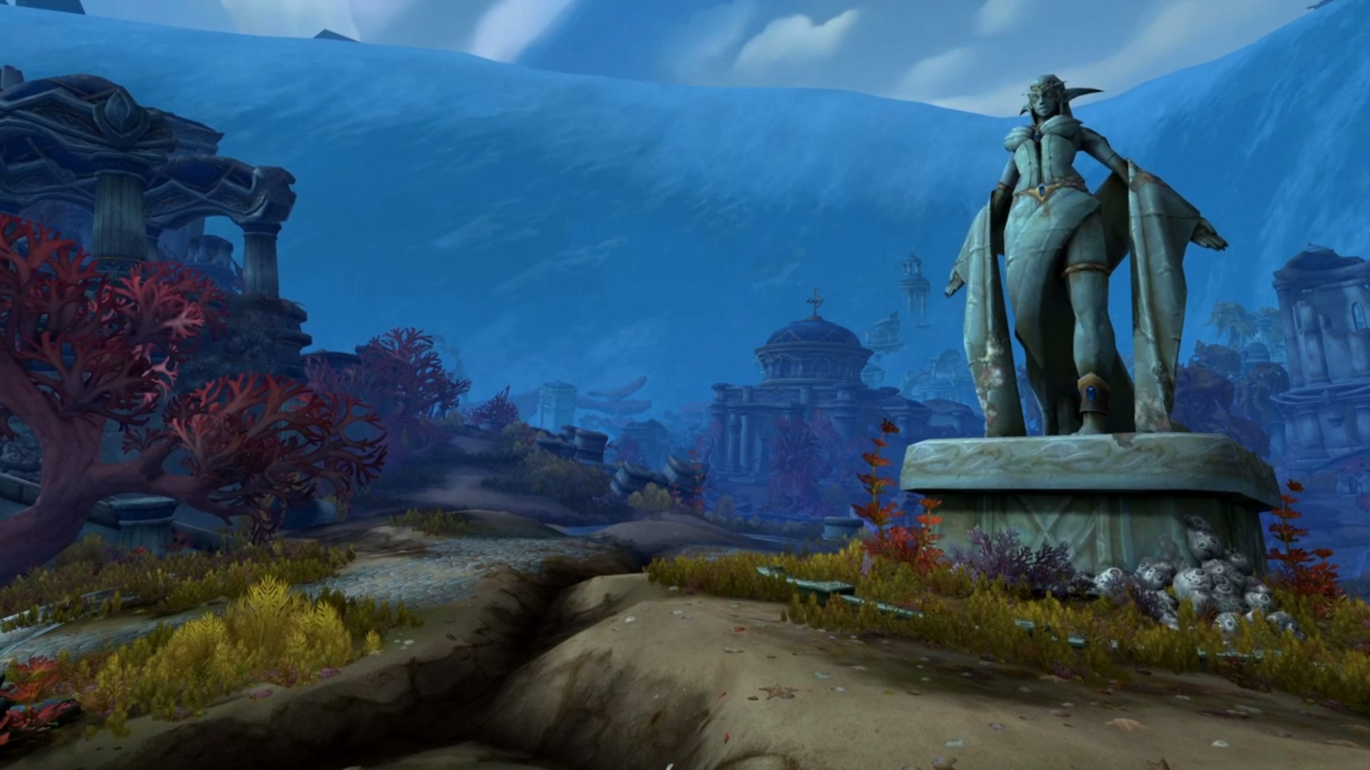 World of Warcraft's massive next update has me excited to play it again