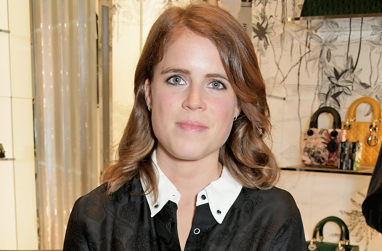 princess eugenie spending lockdown salvation army volunteering