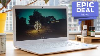 HP Chromebook 14 touchscreen laptop falls to $230