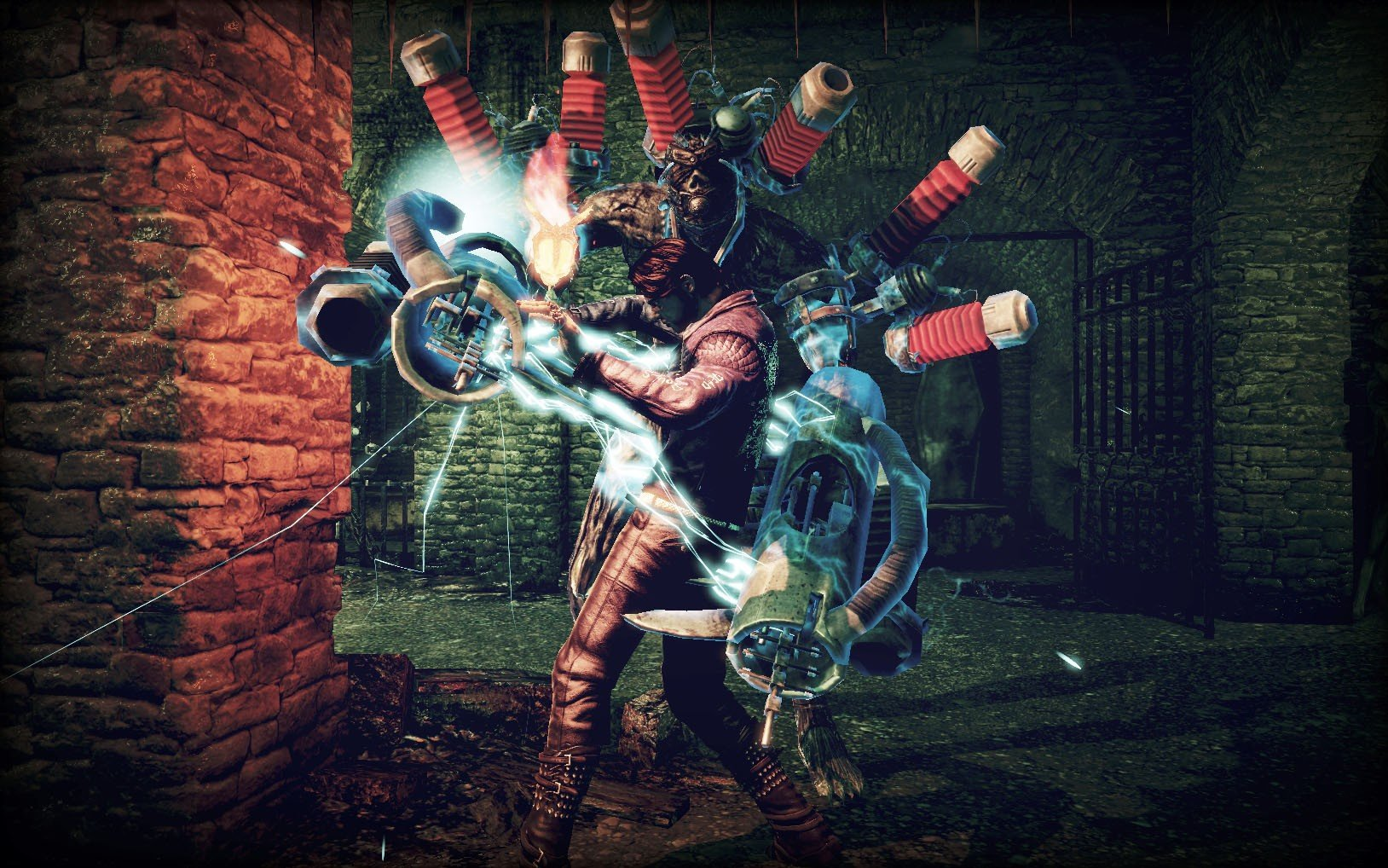 Shadows Of The Damned Mini-Game And Demon Blasting Screenshots #17883