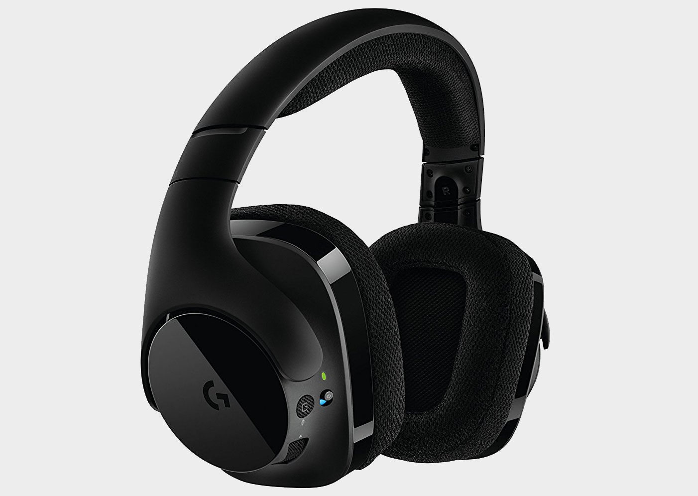 This wireless gaming headset with 7.1 surround sound is on sale for $65